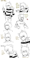 Andre Expressions by samorales13