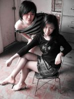 with keren by prettyblush