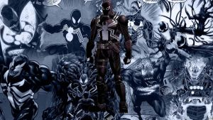 Venom Symbiote Origins of Earth 616 by deadwade11