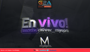 MYEPRO En Vivo! v2 by rauchdesigns