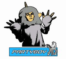 Partyboy by jufe