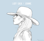 LADY GAGA / JOANNE by GagaPotterTribute