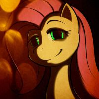 MLP FiM - Fluttershy by DH90