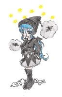 Witch of the Talking Skulls by Horu-chan
