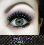 Eye Lashes by dolleee