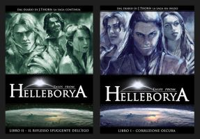 Tales from Helleborya Book Cover by FrancescaBaerald