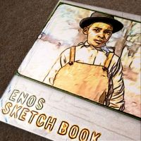 Enos - Sketch Book by barryfell