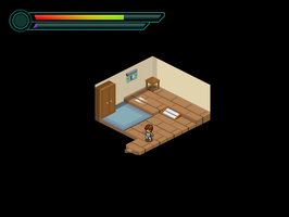 Isometric game Version 1.4 by spaceemotion