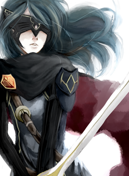 Lucina by kisechu