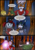 Timeless Encounters Page 224 by MikeOrion
