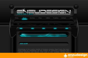 Site v4 by EnzuDes1gn