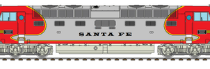Santa Fe Deltic by AJF3440