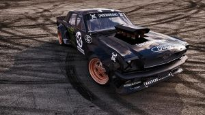 1965 Ken Block Ford Mustang by melkorius