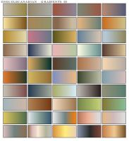 PSP7 Gradients - Set 1 by onecoldcanadian