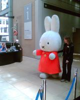 Miffy in Manchester 2 by miffystravels