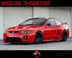 Holden Monaro X-Motion by TTS by TeofiloDesign