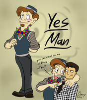 Yes Hu-Man by Omny87