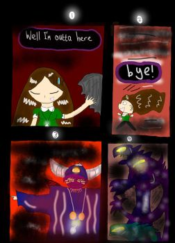Angel in Miracle World ~volume one~ (page 6) by MC-Gemstone