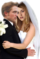 Edward x Bella Wedding Day by SUJUELFFOREVER