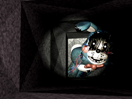 FNAF Withered ToyBonnie In The Right Air Ven by Christian2099
