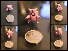 #035 Clefairy by cheese-puff82