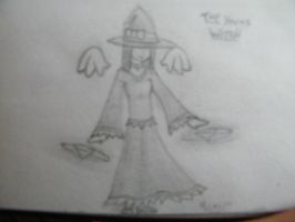 The Young Witch by trigs94