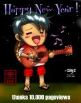 chibi phils. 'harana' colored by reijr