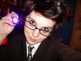 Tenth Doctor Cosplay by EmilyScissorhands