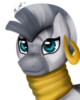 Zecora by Shadowfoxnjp