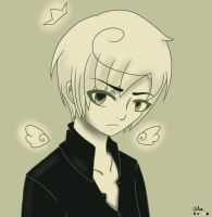Angelo ( Aph Romano ) by AlternianButterfly