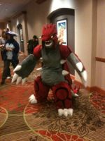 Pokemon: Groudon by PandorasEndlessHeart