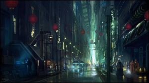 Light City by alvindeviantart