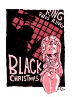 Black Christmas by DerekHunter