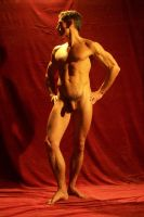 FIGURE STUDY PAULO by Mikedga