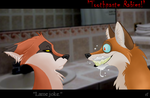 Toothpaste Rabies by Skia