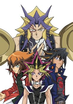Yu-gi-oh: Bond Beyond Time by teammecha