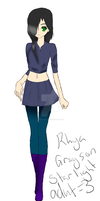 Rhya Grayson ..::Starlight..:: Adult by AnimeGurl1012