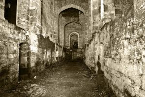 The Cellars Await by BusterBrownBB