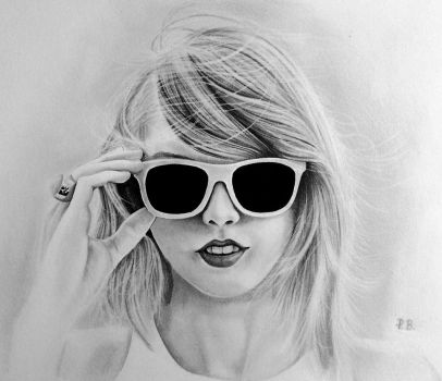 Taylor Swift by Kenza-san