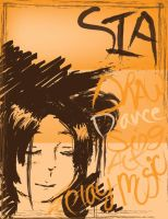 SIA Poster Design 2011 by TammiBlue