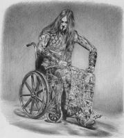 Shagrath by Worldinsideart