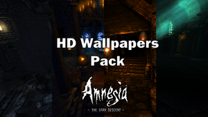 Amnesia HD Wallpapers Pack by Lugia892