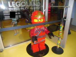 Large Ninjago Figure by Eli-J-Brony
