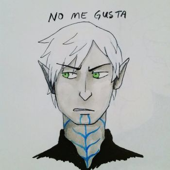 No Me Gusta by Moshfly