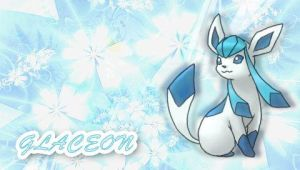 Glaceon PSP Wallpaper by EvilSapphie