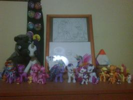 Mi coleccion MLP by gamemastertom