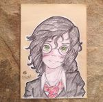 Harry potter by TheWosk