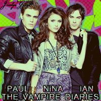The Vampire Diaries by Jocy-007