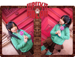 Wreck-It Ralph - Eye Candy, Sweetheart by TrustOurWorldNow