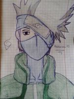 Kakashi by xNice-girlx